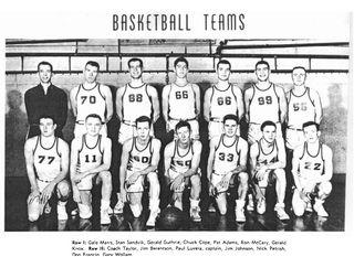 1953 basketball